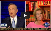 Bill O'Reilly, Rush Limbaugh and Laura Ingraham Are Fighting About Gays Now