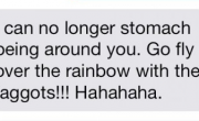 Texts Between (A Homophobic) Mother And (A Gay) Son