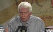 Bryan Fischer Claims Mary Cheney Is An 'Intolerant Lesbian Bigot'
