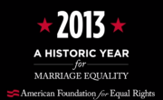 2013 — A Historic Year For Marriage Equality