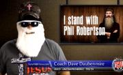'Coach' Dave Daubenmire Plays Dress-Up In Full-Throated Defense Of 'Duck Dynasty' Bigot