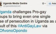 Uganda's Official News Agency Issues Challenge:  Prove That LGBT People Are Being Persecuted
