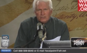 More Melodrama:  Bryan Fischer Claims It Is Now A Crime To Be A Christian
